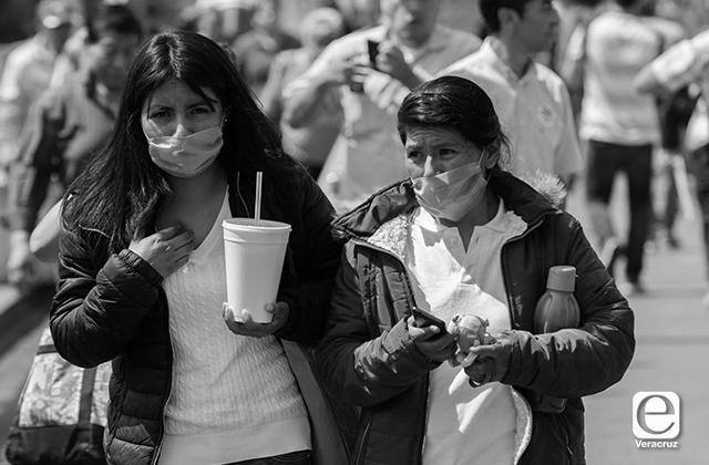 Veracruz acumula 18 mil pacientes positivos de coronavirus
