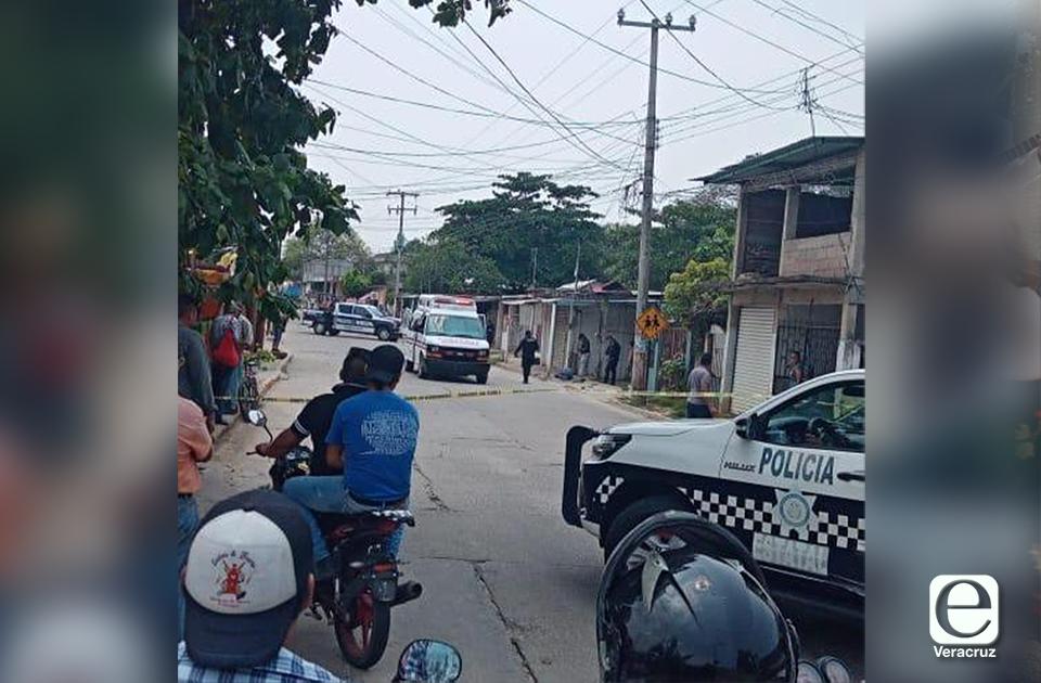 Tras ser baleado hombre muere en hospital de Cosoleacaque