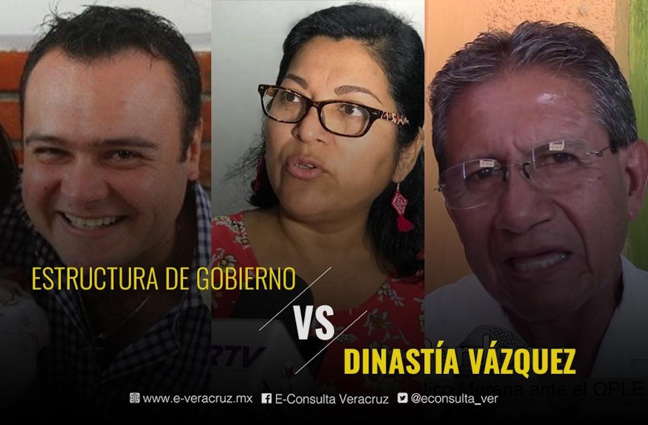 Cosoleacaque: disputa política de Los Vázquez y Morena