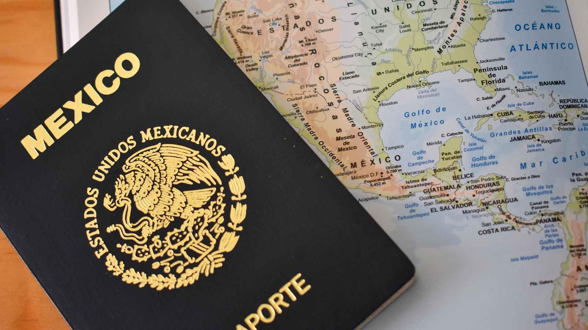 México expedirá pasaporte electrónico a partir de 2020
