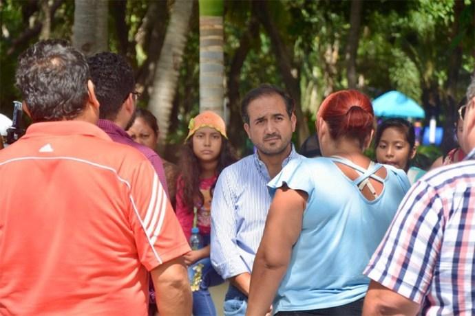 Ayuntamiento de Veracruz se compromete a donar campana oncológica