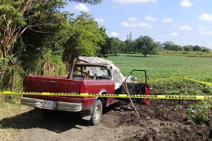 Muere calcinada menor de dos años en Cotaxtla