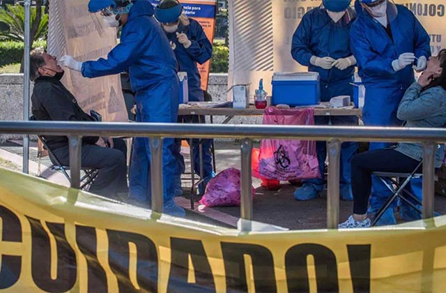 México cerca de los 89 mil fallecimientos covid