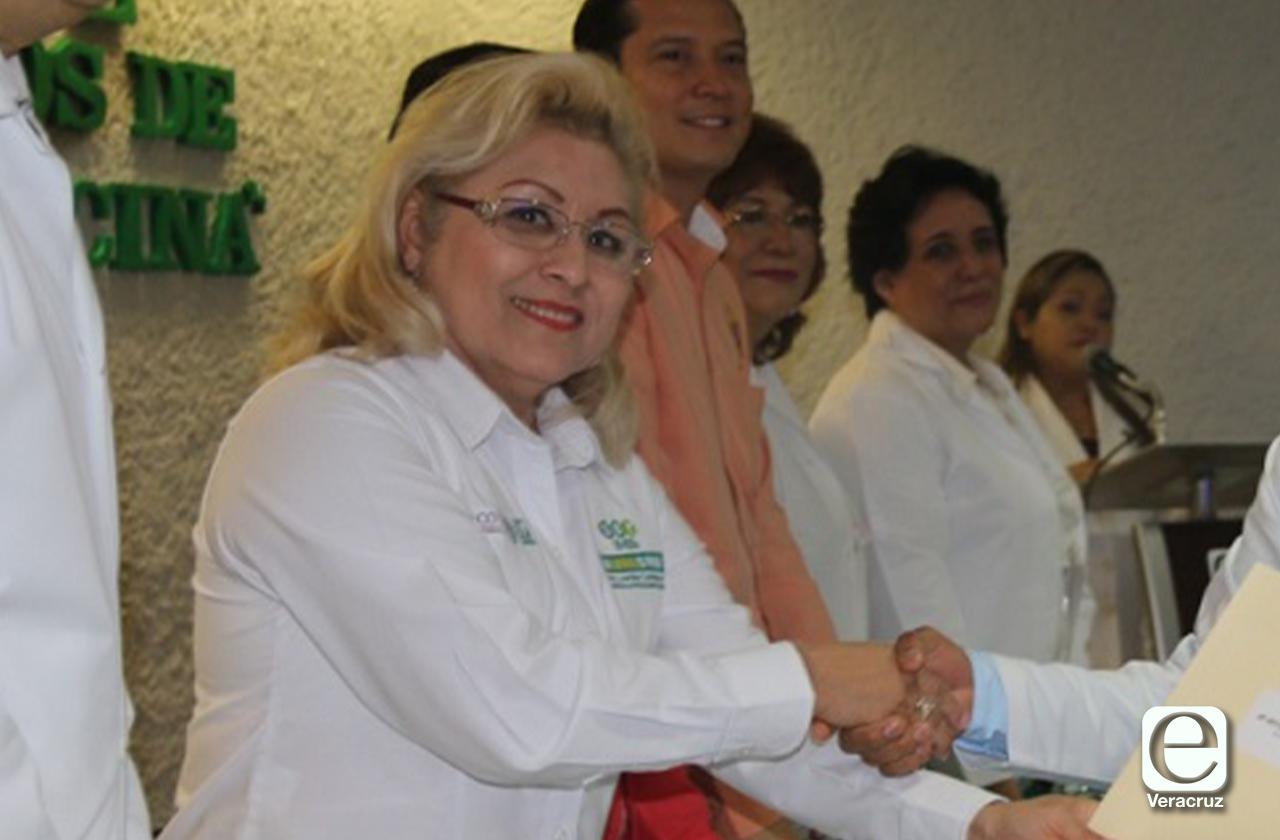 Con covid-19 delegada del IMSS en Veracruz Norte
