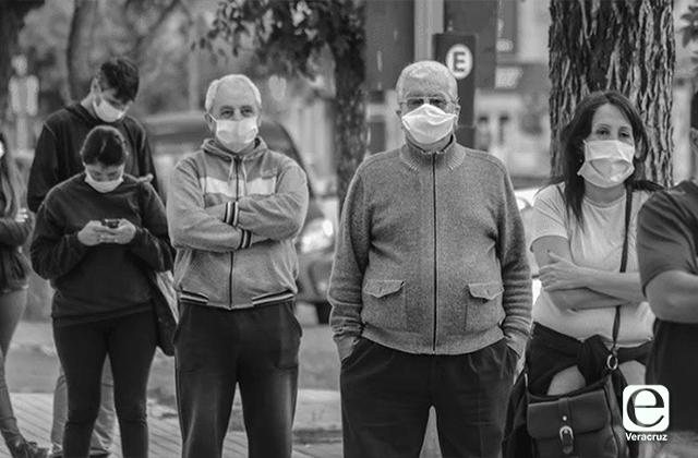 Covid en México suma más de 9 mil contagios en un día