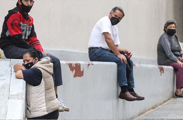 México rebasa los 73 mil fallecimientos por covid-19