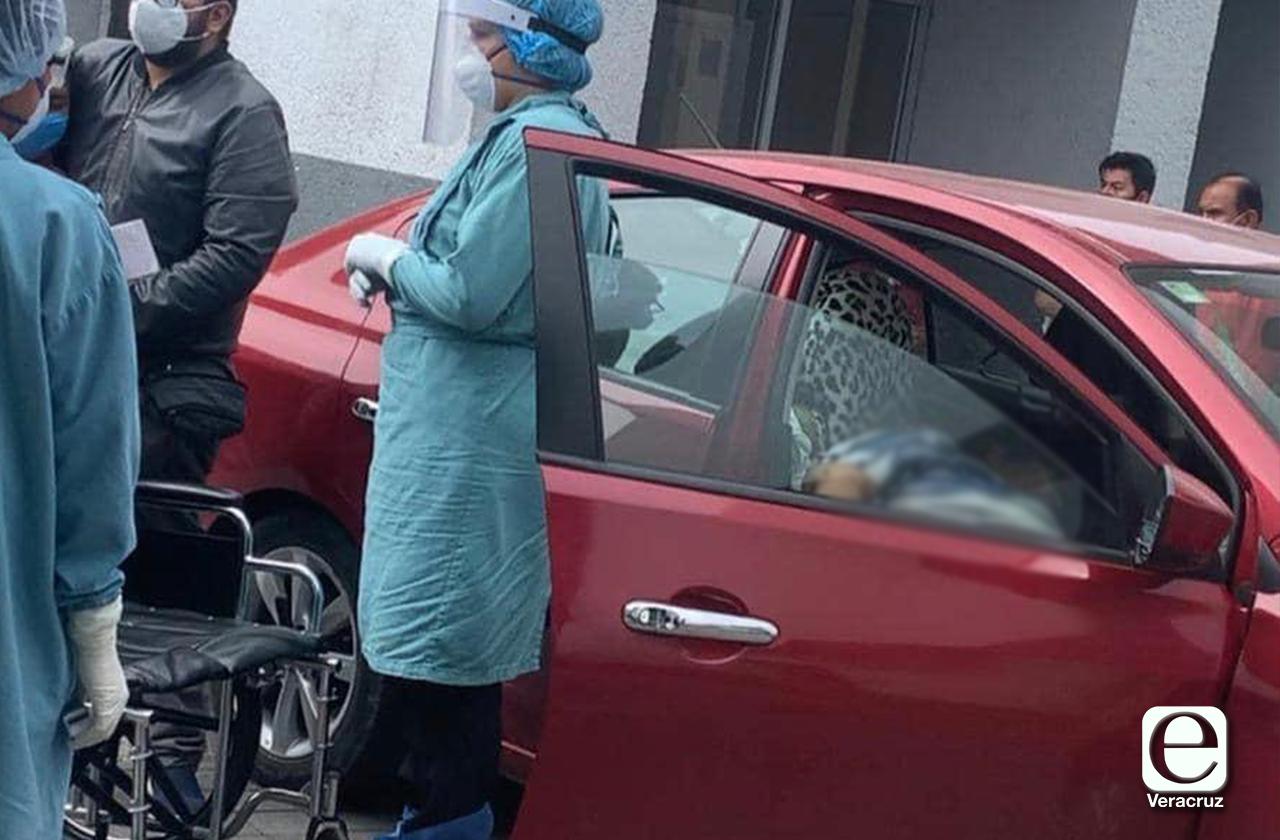 Muere mujer en estacionamiento de ISSSTE Xalapa