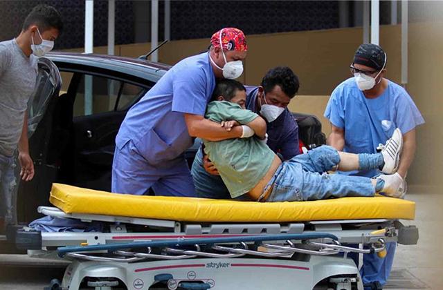 Supera México 43 mil muertes covid: 729 nuevos casos