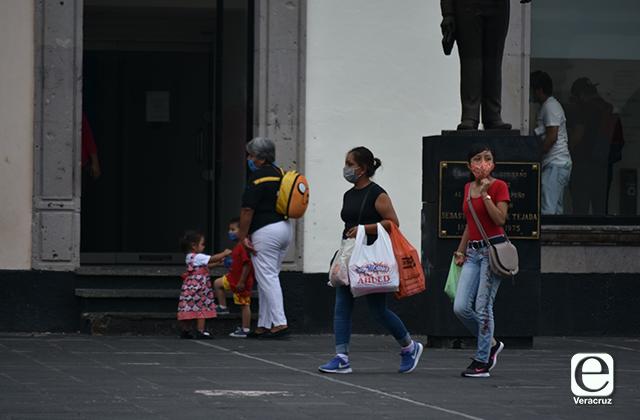 Julio dejó 10 mil contagios covid en Veracruz: SSA