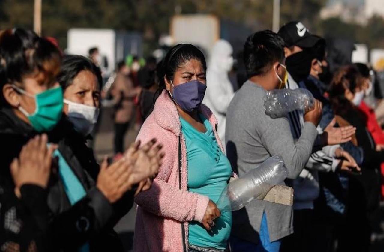 Cinco municipios suman la mitad de muertes por covid en Veracruz