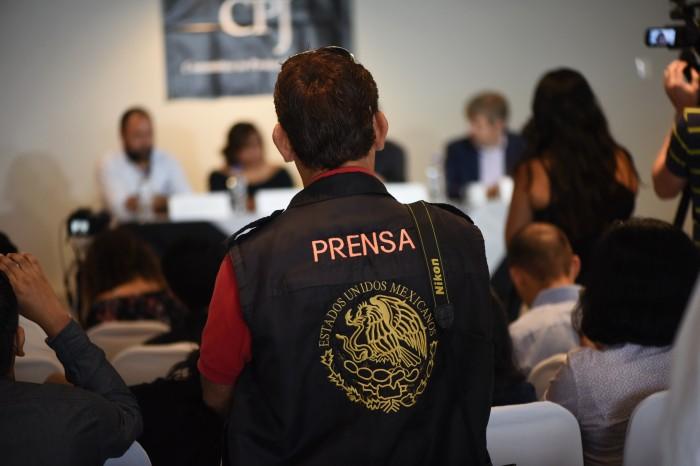 Yunes y Fiscal evitan reunión con la Comisión de Protección a Periodistas