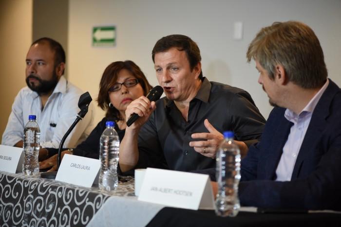Exigen investigar a Javier Duarte por agresiones y asesinato de periodistas