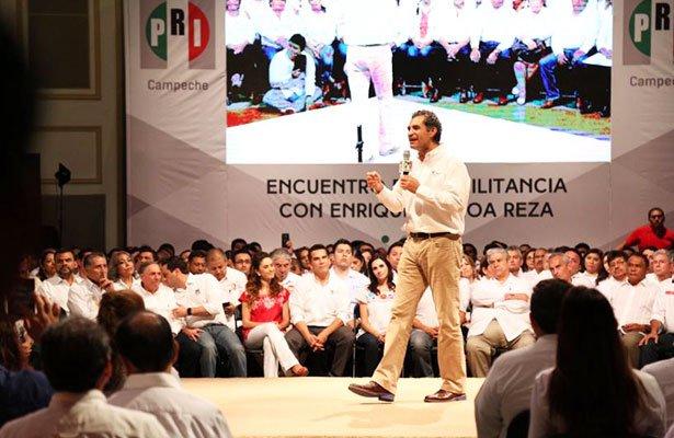 El PRI llamará a rendir cuentas a Alfredo Castillo, adelanta Ochoa Reza