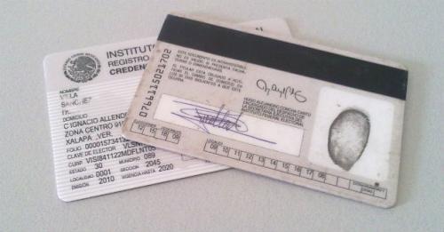 Invitan A Renovar Credencial Para Votar E Consulta Com