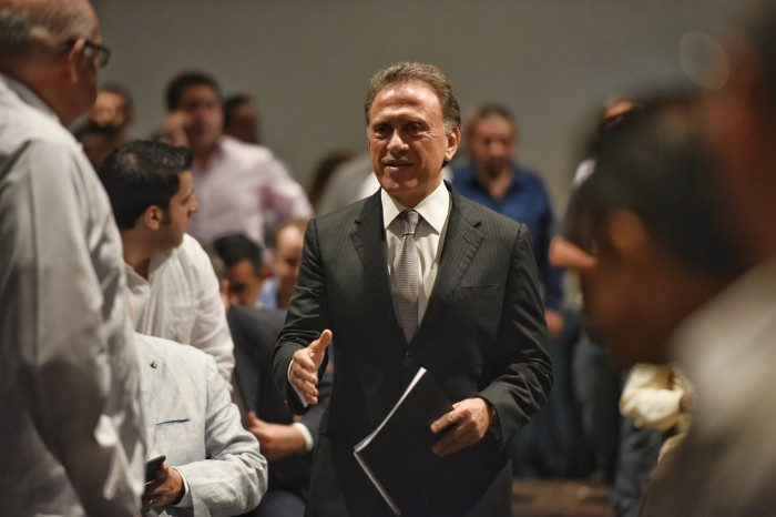 Gobernador confirmó solicitud de préstamo bancario para Veracruz