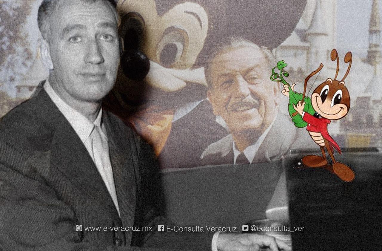 Cri-Crí, el cantautor orizabeño que rechazó a Walt Disney