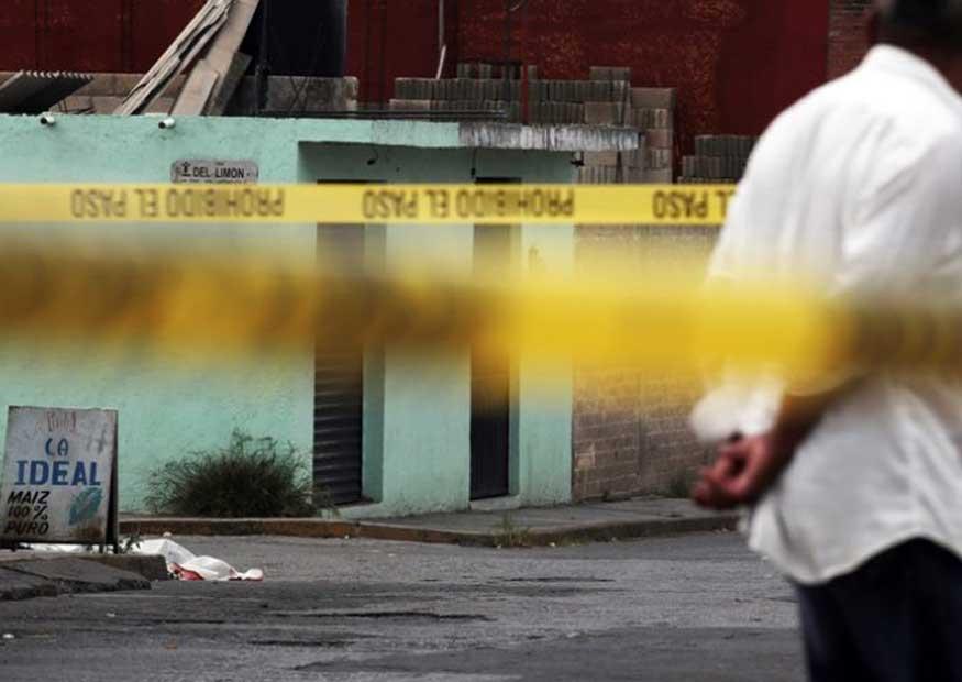 De un balazo en la cabeza, asesinan a un hombre en Santiago Tuxtla