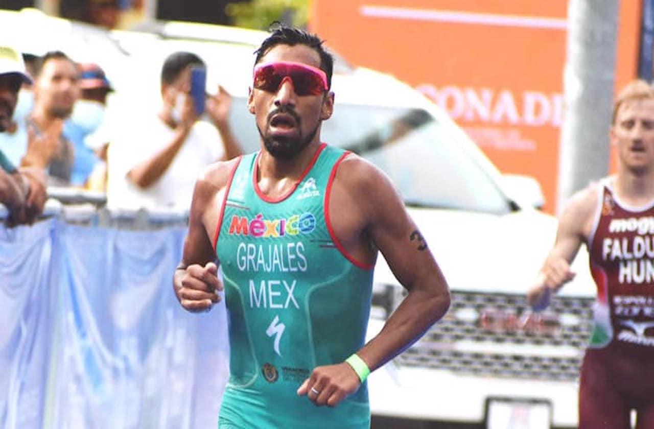 Crisanto Grajales consigue su tercer pase a Juegos Olímpicos