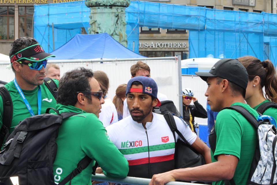 Confía Asociación de Triatletas de Veracruz en un histórico resultado de Crisanto en Río