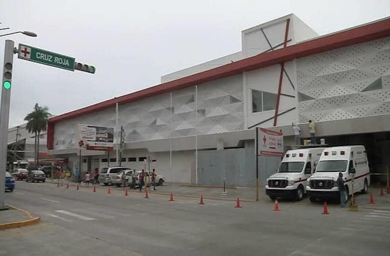 Cruz Roja suspende servicios en Boca del Río