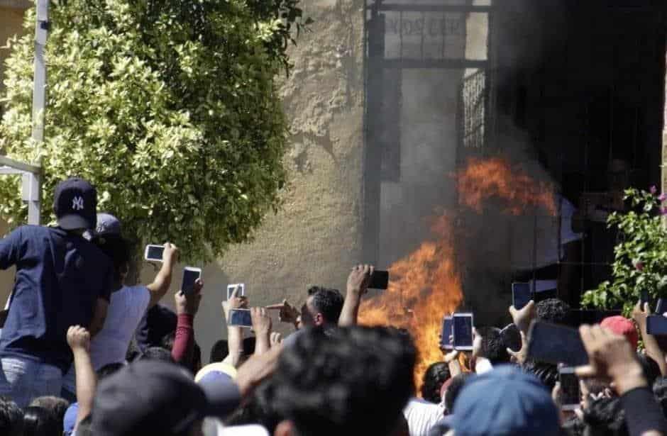 Joven a quien prendieron fuego en Acatlán, estudiaba Derecho en Xalapa
