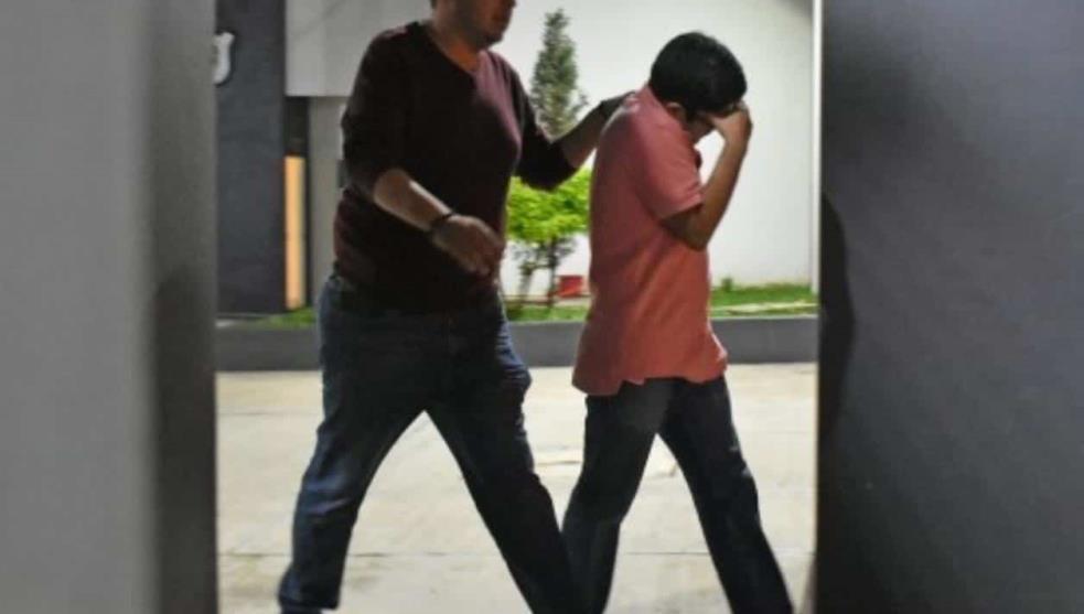 Jueza pone medidas cautelares a hijo de Tellez Marie, no irá a Pacho Viejo