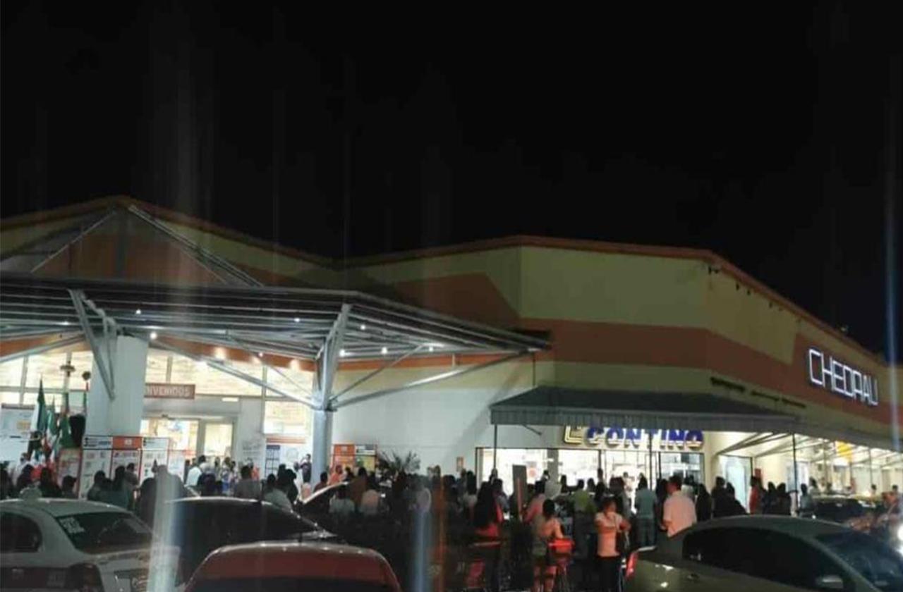 Temblor en Oaxaca se siente en municipios de Veracruz