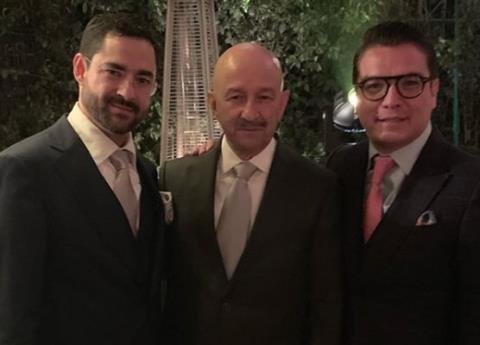 ¿Quieres saber cómo estuvo la boda del hijo de Carlos Salinas?
