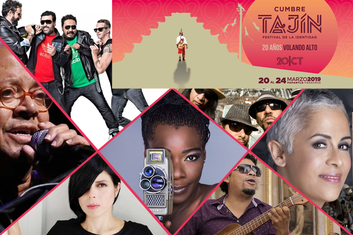 Presentan artistas para la Cumbre Tajín 2019, ¡prepara tus planes!