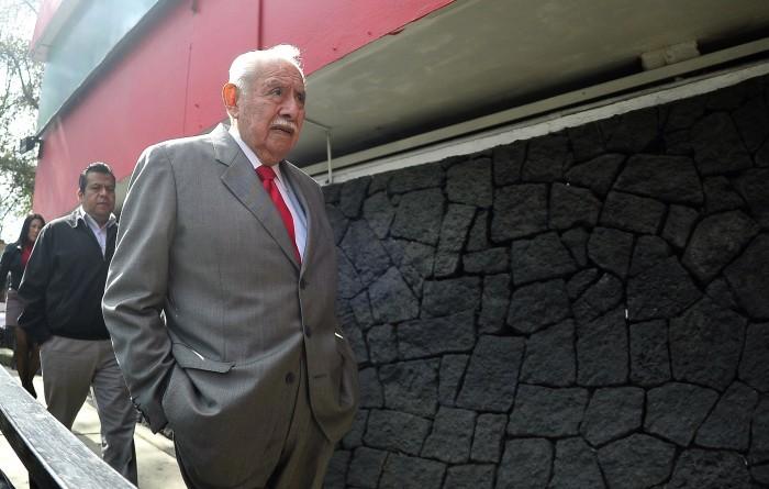 Muere líder de la CTM Veracruz
