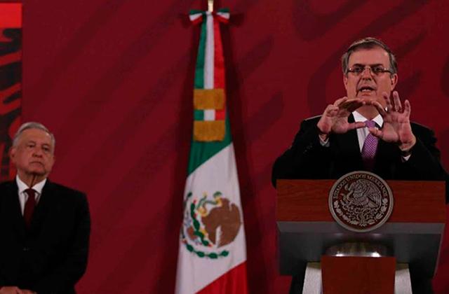 Cuatro posibles vacunas se trabajan en México: Ebrard