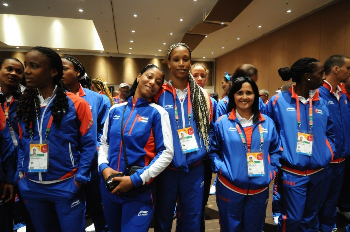 Reportan cuarta deserción para la delegación cubana