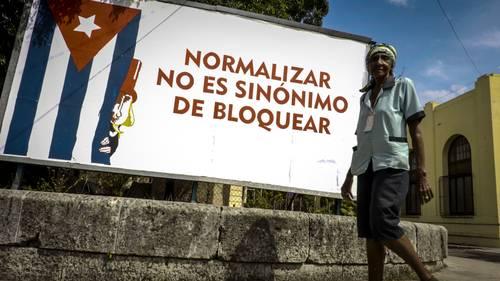 EU se abstiene por primera vez en votación sobre el bloqueo a Cuba