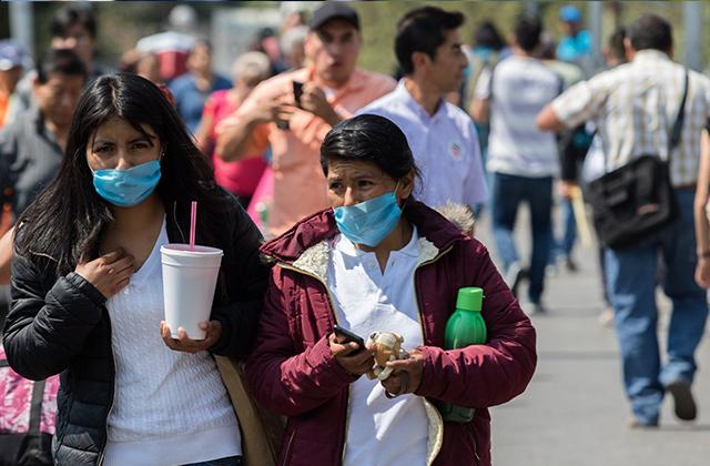 Segundo pico de contagios afectará a Veracruz