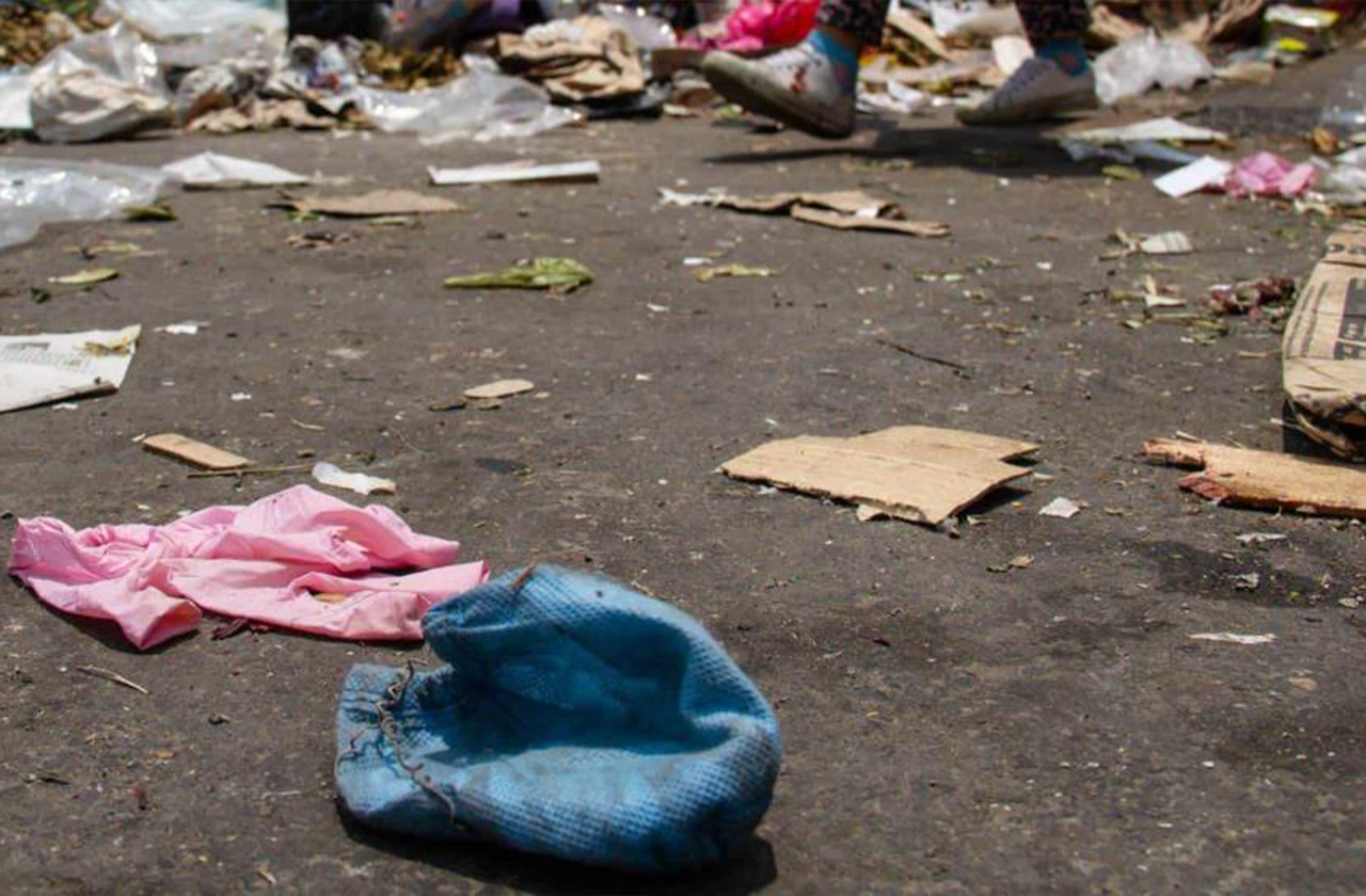 Cada mexicano genera 2 kilos de basura covid al día: Semarnat