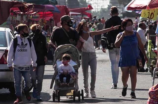 Cubrebocas, ¿clave para la reactivación económica en México?