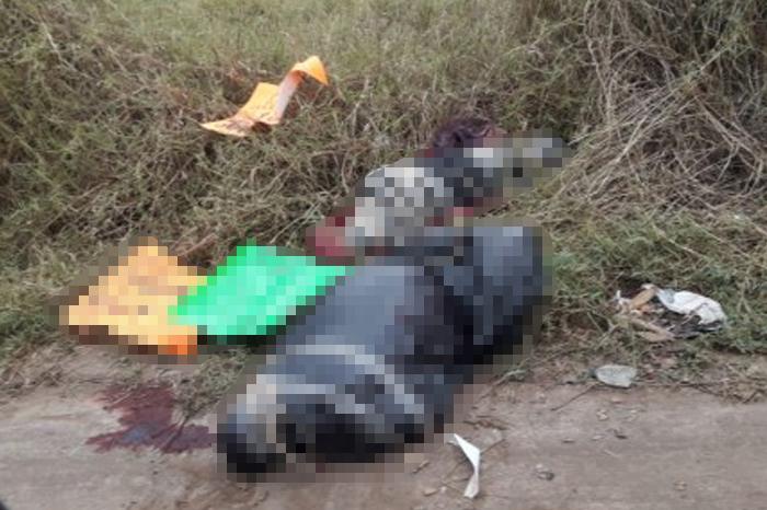 Abandonan cuerpos embolsados en El Castillo, Xalapa