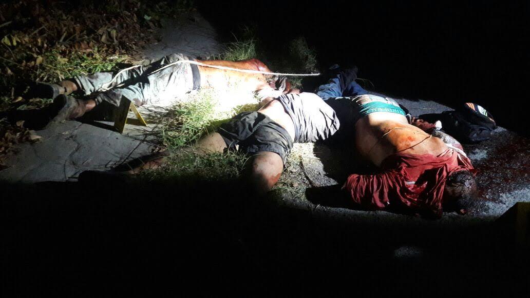 Arrojan cuerpos en inmediaciones del Séptimo Batallón de Infantería