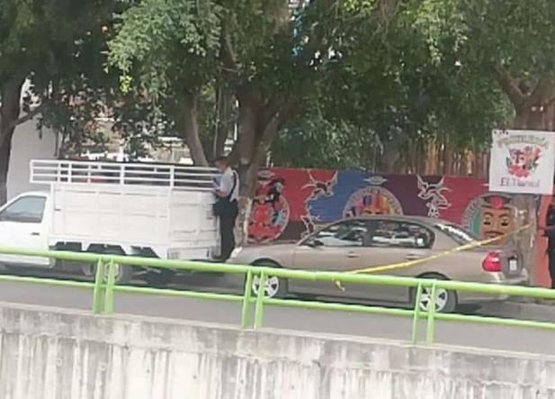 Localizan camioneta con 7 cuerpos en Guerrero