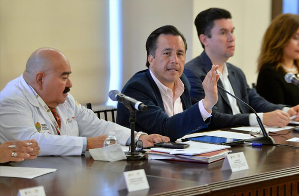 Ante alarma, descartan casos de coronavirus en Veracruz