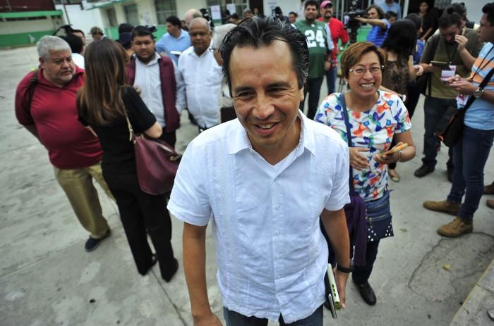 Desafuero de Tarek Abdalá no prosperará: Cuitláhuac García