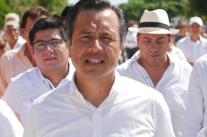 Cuitláhuac a Yunes: no asistiré a reunión de consejo de entrega-recepción