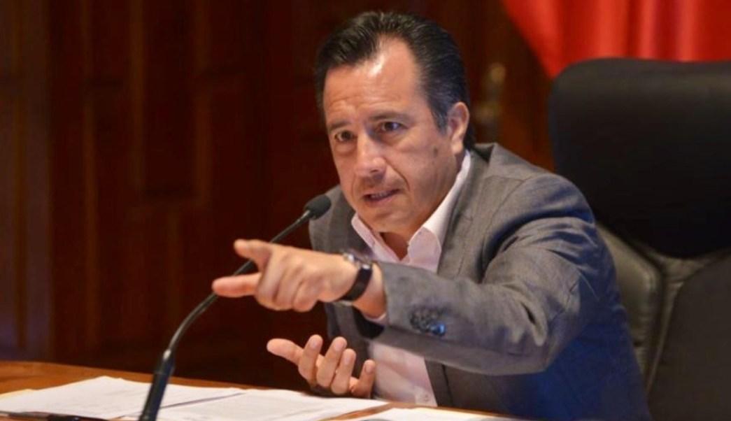 """Cuitláhuac se lanza contra juez de Coatzacoalcos que """"liberó criminales"""""""