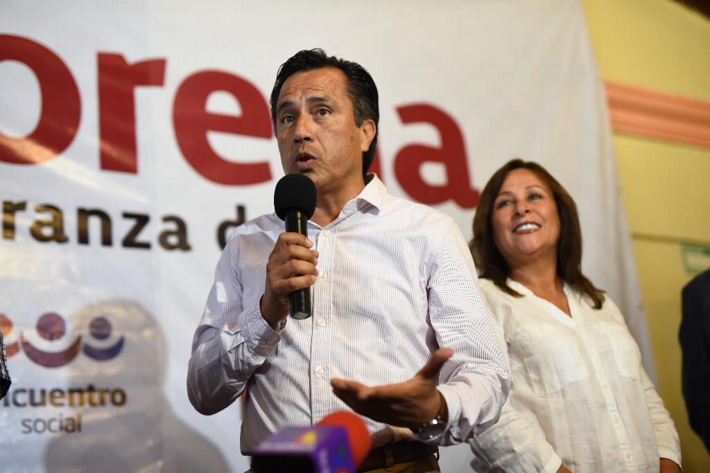 Pedir ley de austeridad, Cuitláhuac García asegura que será su prioridad