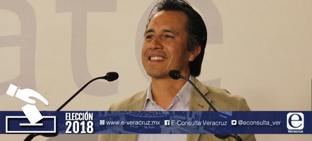"""""""No soy rencoroso"""", Cuitláhuac García pide reconciliación en Veracruz"""
