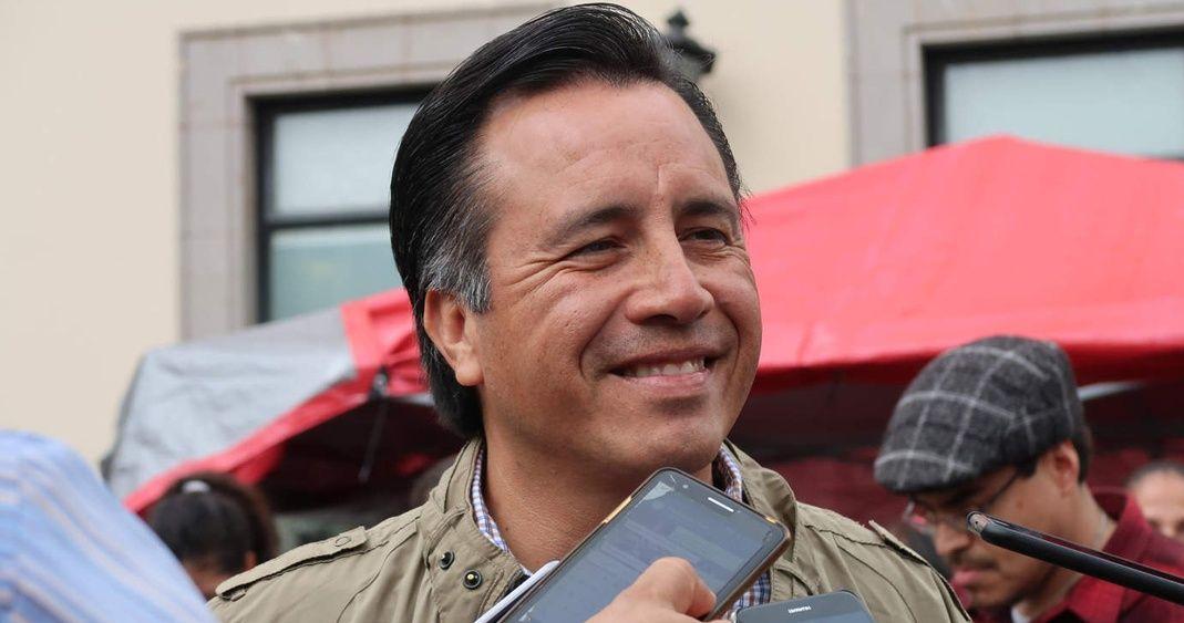 Consulta Mitofsky ubica a Cuitláhuac con alta aprobación entre veracruzanos