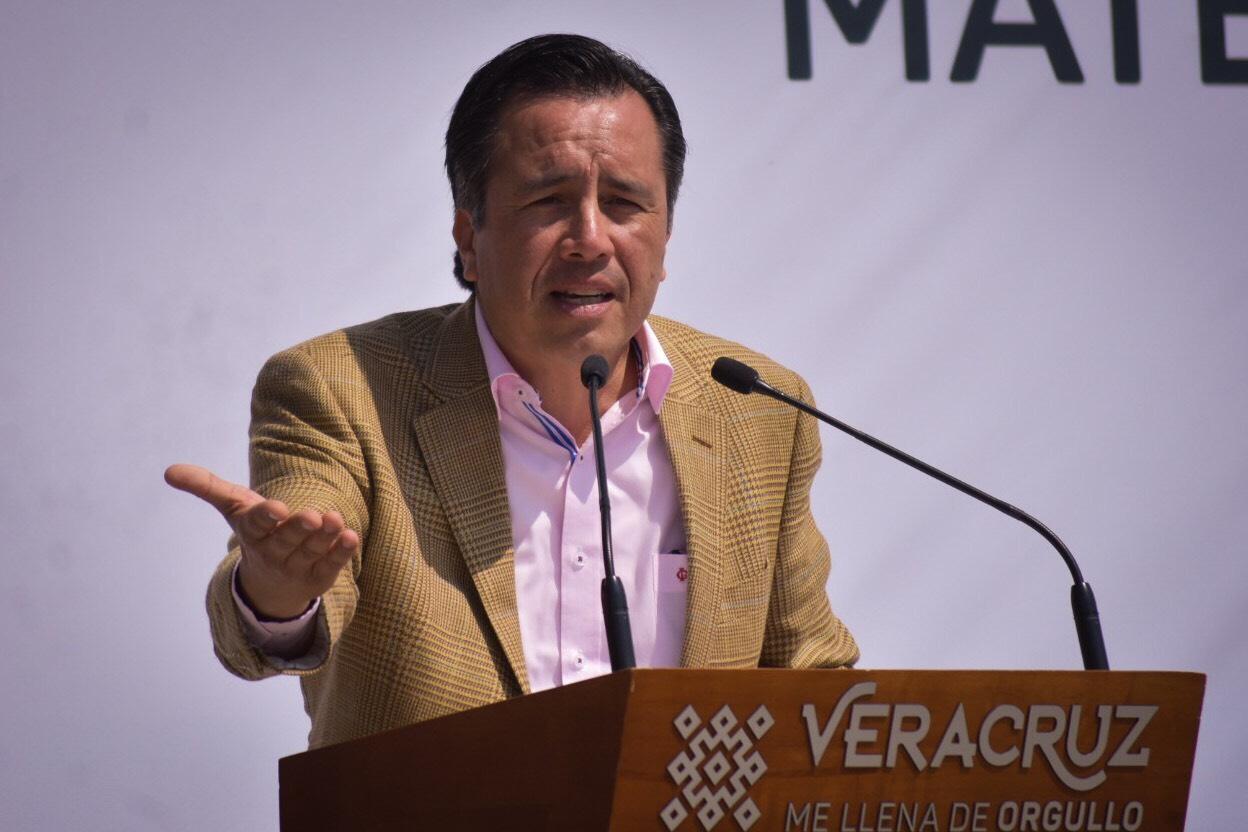 Hay alianza entre políticos y criminales en Pánuco: Cuitláhuac
