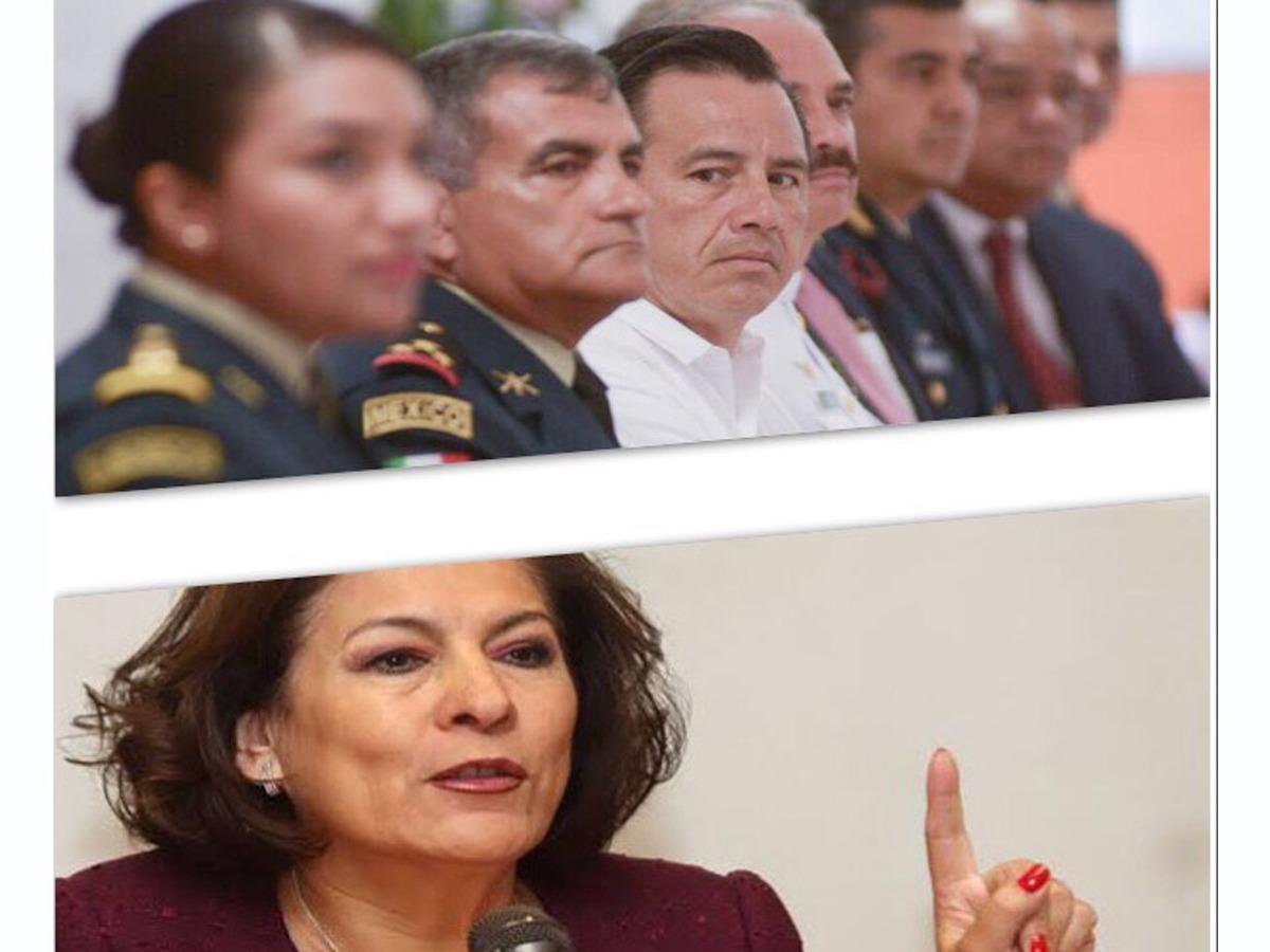 Como Yunes, ahora Cuitláhuac se confronta con Alto al Secuestro