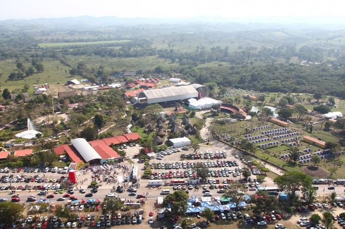 Disminuye en 25 % ocupación hotelera para Cumbre Tajín