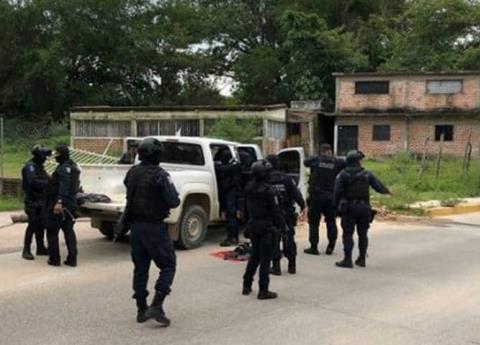 """Excuñado de """"El chapo Guzmán"""" fue detenido en plena fiesta"""